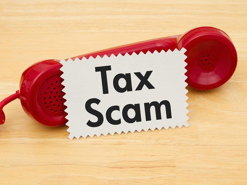 Be Wary Of Fake IRS Phone Calls