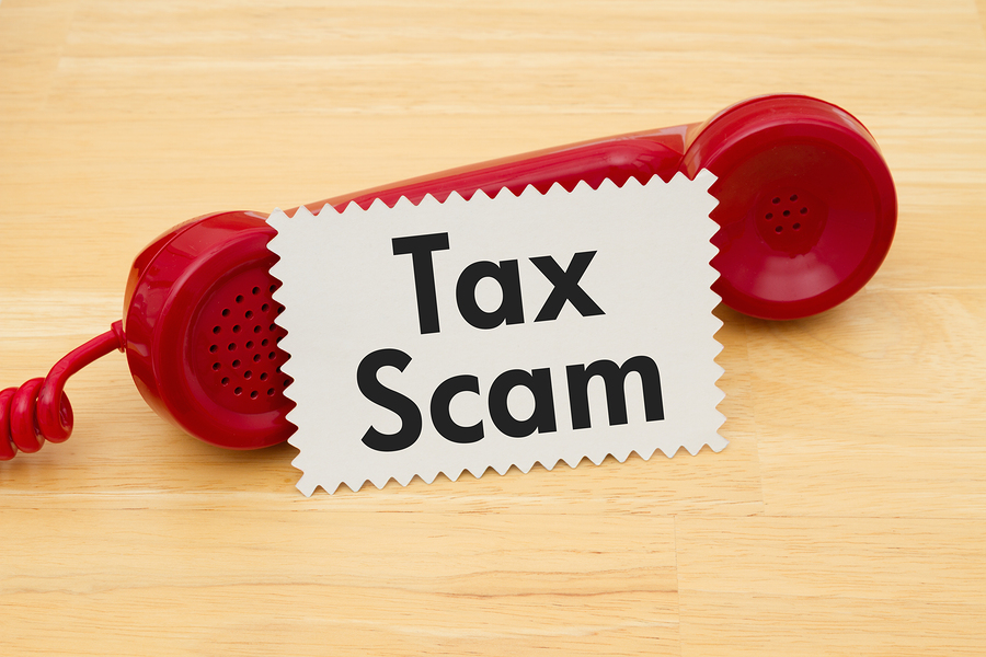 Be Wary Of Fake IRS Phone Calls