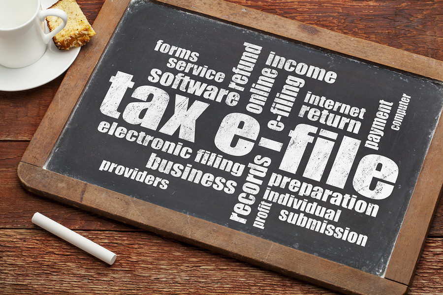 Why E Filing Makes Sense This Tax Season
