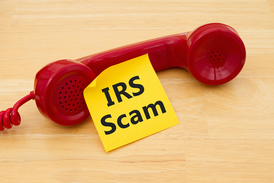 Avoid Scam IRS Calls This Year