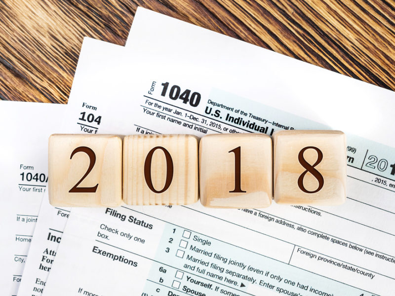Don't Forget, The Extension Deadline For Most Taxpayers Is October 15, 2018