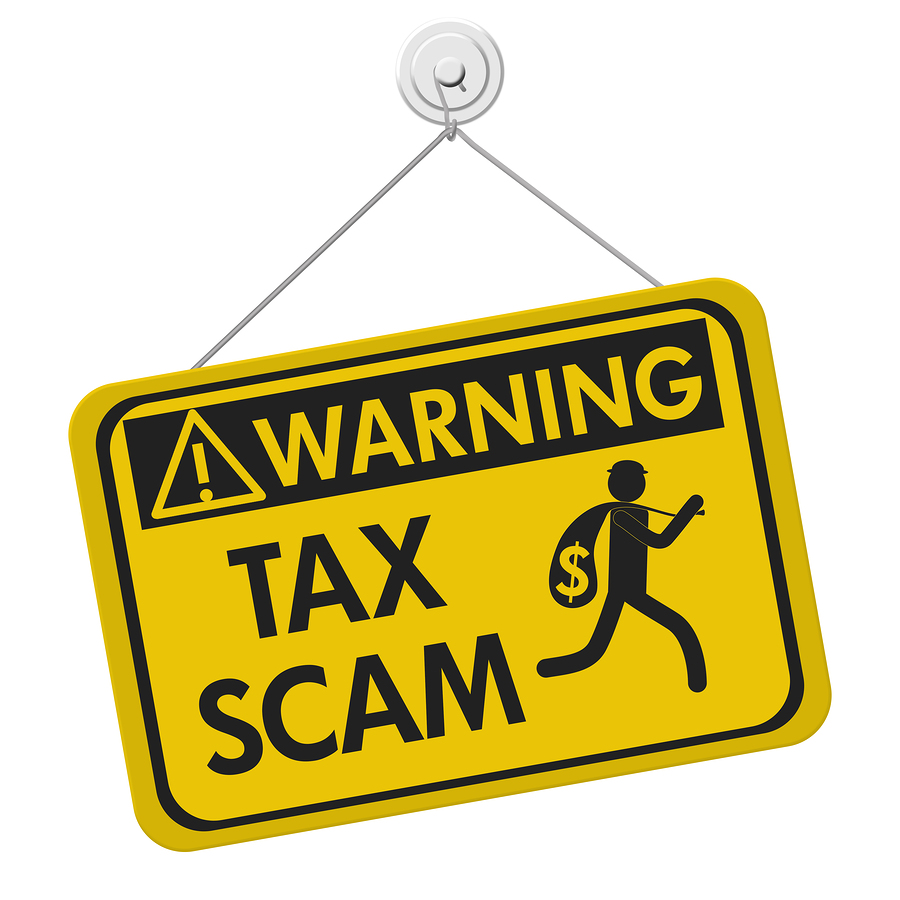 Tips To Help Taxpayers Keep Scammers At Bay